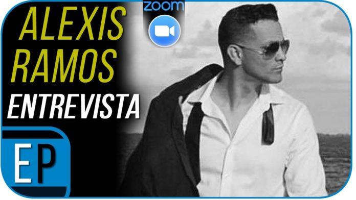 Cantautor puertorriqueño Alexis Ramos