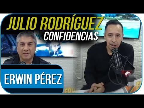 Comediante Julio Rodríguez