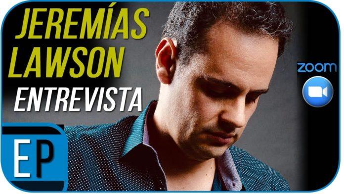 Jeremias Lawson en entrevista con Erwin Pérez
