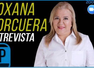 Roxana Corcuera entrevista con Erwin Pérez