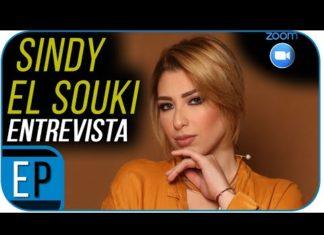 Sindy El Souki entrevista - Por Erwin Pérez